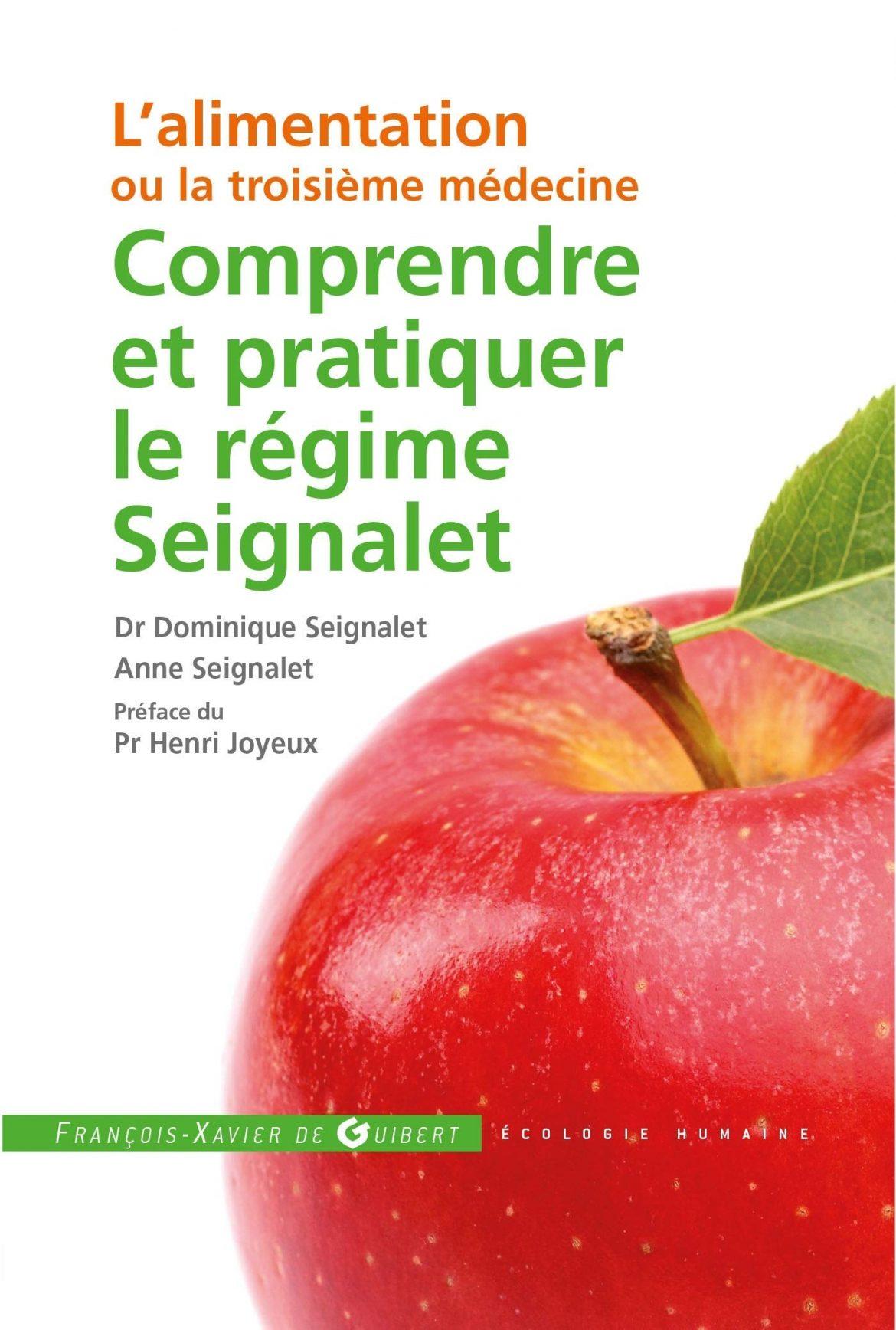 Le régime Seignalet avec Dominique Seignalet